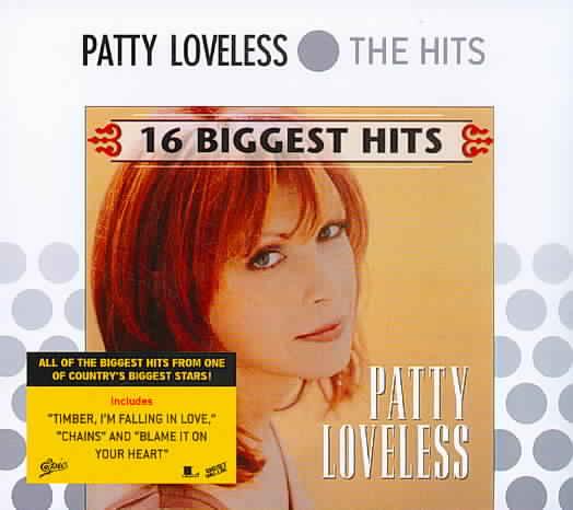 16 BIGGEST HITS BY LOVELESS,PATTY (CD)