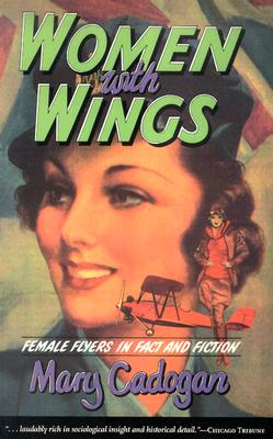 Women With Wings By Cadogan, Mary